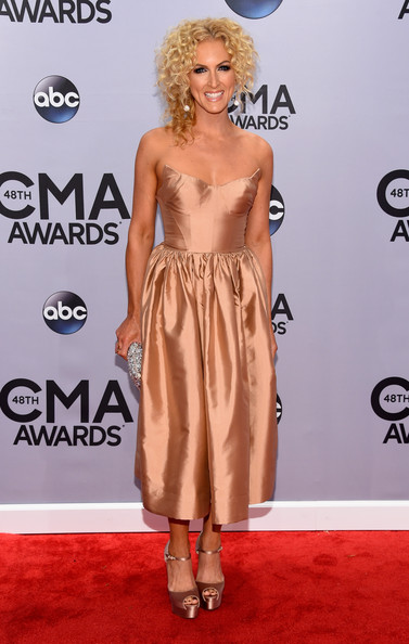 Kimberly Schlapman - Little Big Town - 48th Annual CMA Awards - CountryMusicIsLove