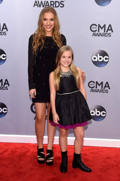 Lennon and Maisy - Nashville - 48th Annual CMA Awards - CountryMusicIsLove