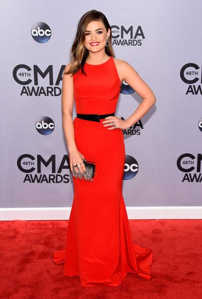 Lucy Hale - 48th Annual CMA Awards - CountryMusicIsLove