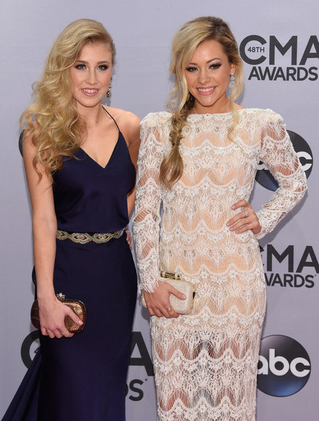 Maddie and Tae - 48th Annual CMA Awards - CountryMusicIsLove