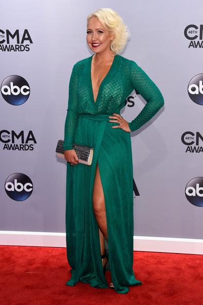 Meghan Linsey - 48th Annual CMA Awards - CountryMusicIsLove