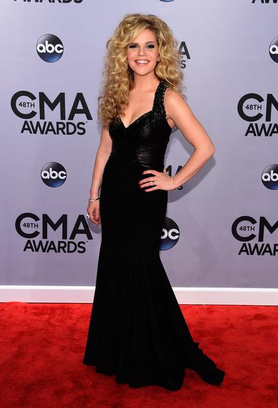 Natalie Stovall - 48th Annual CMA Awards - CountryMusicIsLove