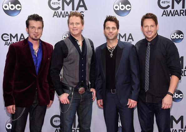Parmalee - 48th Annual CMA Awards - CountryMusicIsLove