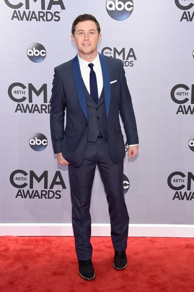 Scotty McCreery - 48th Annual CMA Awards - CountryMusicIsLove