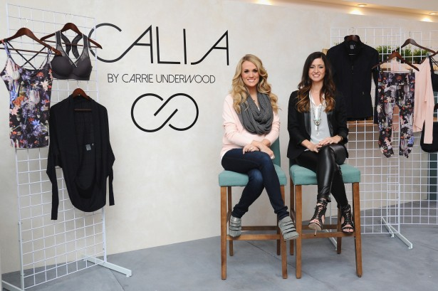 Carrie Underwood And DICK'S Sporting Goods Partner To Launch CALIA By Carrie Underwood, A Fitness And Lifestyle Apparel Brand
