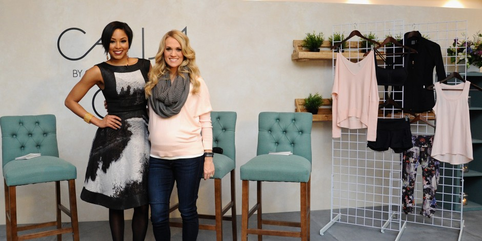 Carrie Underwood and DICK'S Sporting Goods Unveil 'CALIA by Carrie Underwood'