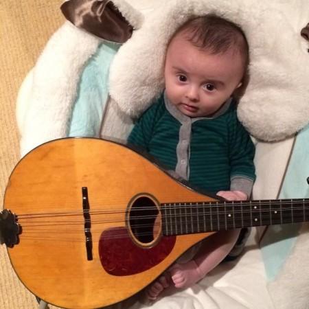 Dave Haywood baby