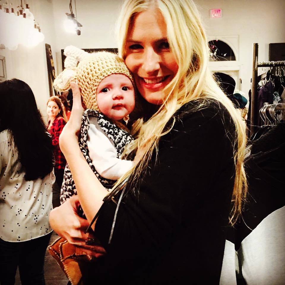 Holly Williams Baby