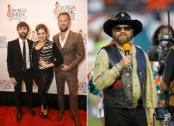 Lady Antebellum To Perform On American Country Countdown Awards With Hank Williams, Jr.