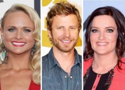 Miranda Lambert, Dierks Bentley, Brandy Clark Among GRAMMY Nominees
