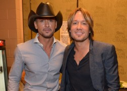 Florida Georgia Line, Tim McGraw & Keith Urban Front 2nd Annual Route 91 Harvest Festival