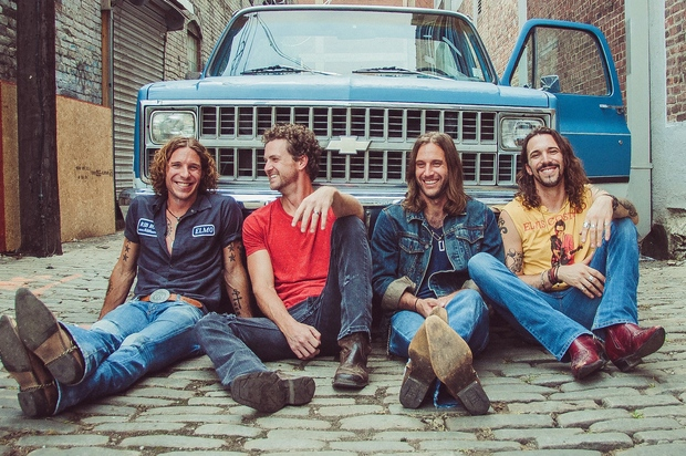 Blackjack Billy Ink Recording Deal With Reviver Records