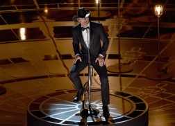 Tim McGraw, Faith Hill and Keith Urban Attend 87th Academy Awards