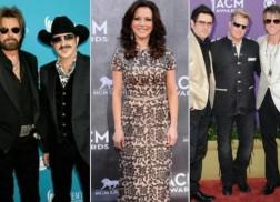 Brooks & Dunn, Martina McBride, Rascal Flatts & More Join ACM Awards Lineup