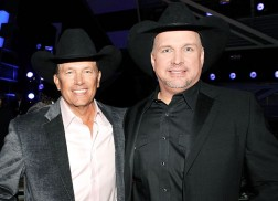 Listen to Garth Brooks' 'Friends In Low Places,' Featuring George Strait, Jason Aldean & Florida Georgia Line