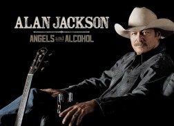 Alan Jackson To Release New Album, 'Angels And Alcohol'
