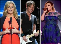 50th Academy of Country Music Awards Presenters Announced