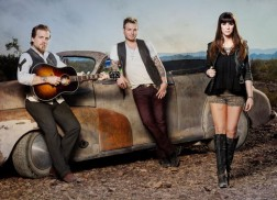 Gloriana Debuts 'Trouble' Music Video