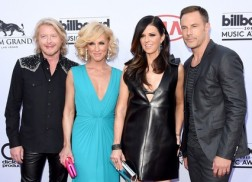 Country Music at the 2015 Billboard Music Awards