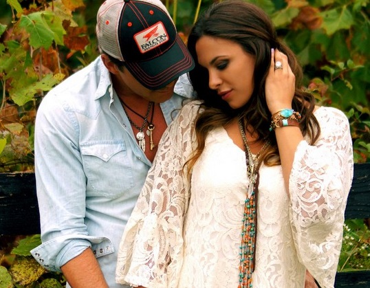 Fashion Spotlight: Rodney Atkins and Rose Falcon-Atkins' Rod and Rose Jewelry