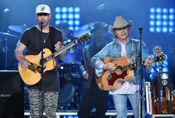 Dwight Yoakam and Sam Hunt Sing Each Other's Praises