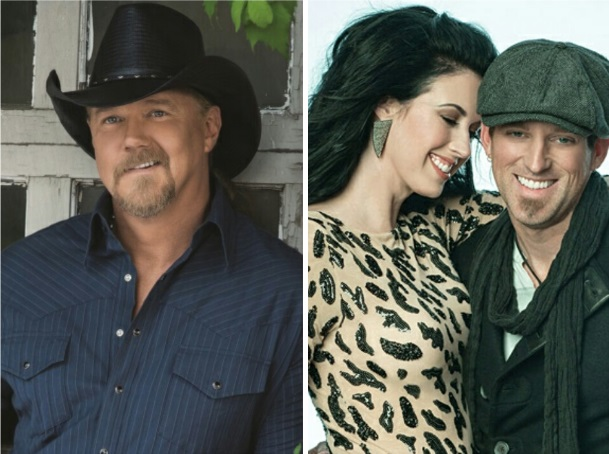 Trace Adkins, Thompson Square & More On Board For 2015 Country Cruising