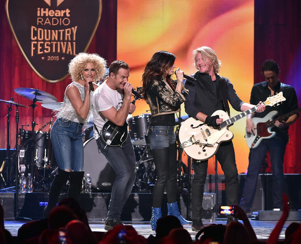 little big town - 2015 iheartradio country music festival