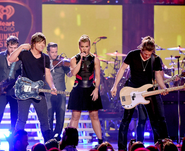 the band perry - 2015 iheartradio country music festival