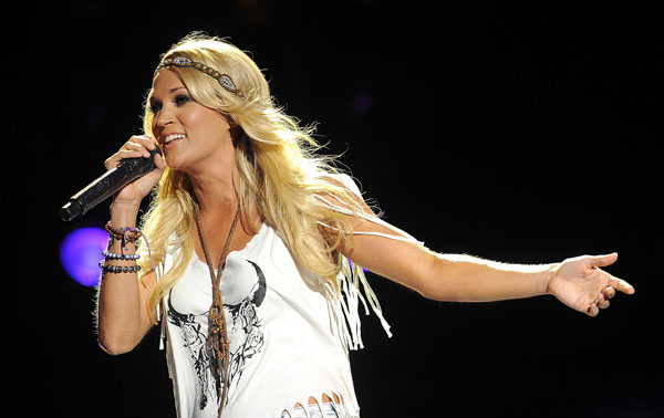 Carrie Underwood Inspired Festival Fashion