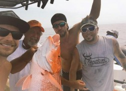 Dierks Bentley Dishes On Fishing Trip with Jason Aldean and Luke Bryan