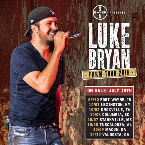 Farm Tour Luke Bryan Dates