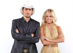 Brad Paisley, Carrie Underwood Among All For The Hall Performers