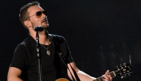 Eric Church Finds His Escape in Vinyl Records