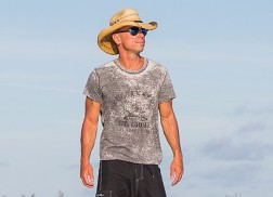 Kenny Chesney Debuts 'Save It For A Rainy Day' Music Video