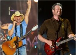 Kenny Chesney, Blake Shelton Among 2015 iHeartRadio Music Festival Performers