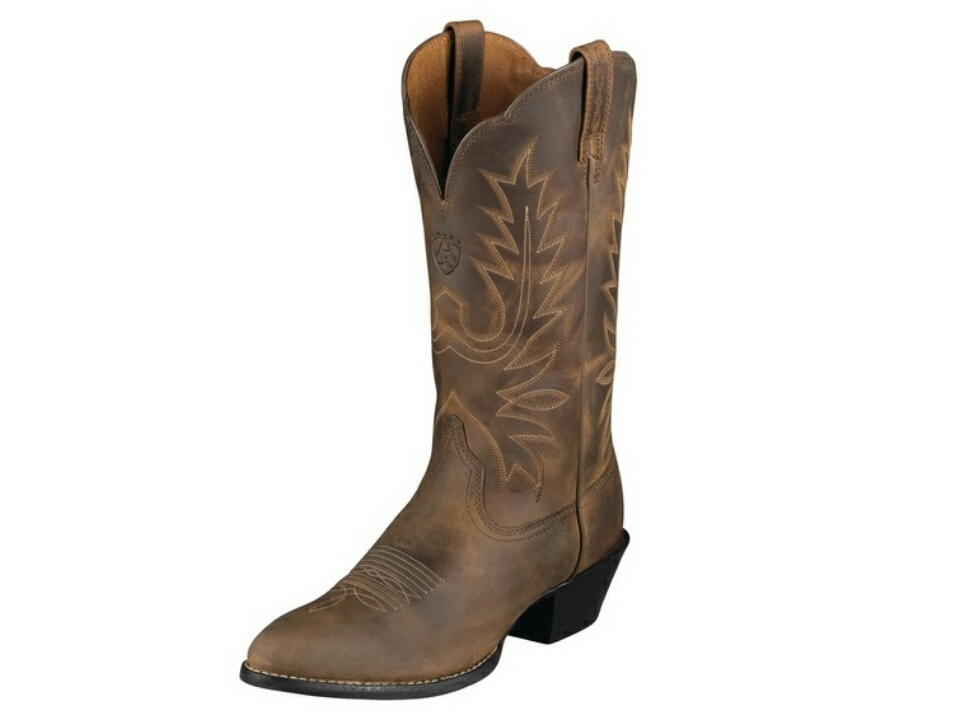 win a pair of ariat cowboy boots from stages west