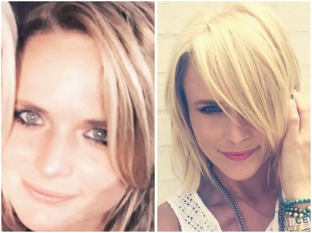 miranda lambert debuts new platinum blonde locks sounds