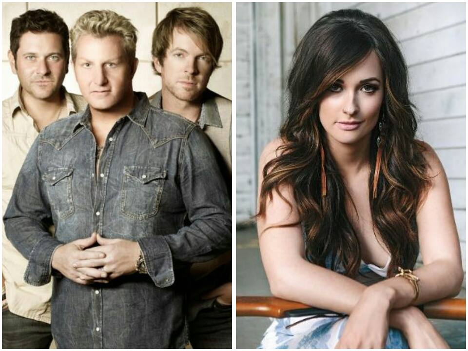 Rascal Flatts and Kacey Musgraves Featured On New Disney Compilation Album, 'We Love Disney'