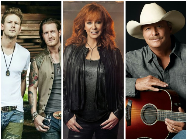 Florida Georgia Line, Reba, Alan Jackson & More Featured In New Book, 'Country Faith Christmas'