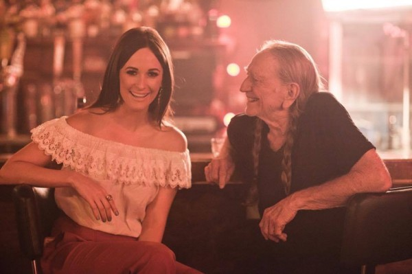 Kacey Musgraves Sings 'Are You Sure' With Willie Nelson