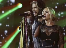 Steven Tyler and Hayden Panettiere  (Juliette Barnes) Duet On 'Nashville'
