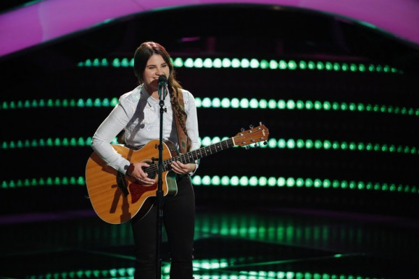 'The Voice' Recap: Krista Hughes Wows With Bonnie Raitt's 'Angel from Montgomery'