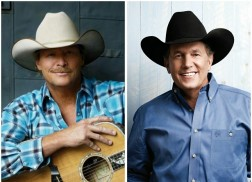 Alan Jackson, George Strait and More Featured On 'NOW That's What I Call Country Christmas'