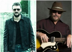 Eric Church and Hank Williams, Jr. To Open The 49th Annual CMA Awards