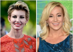 Faith Hill Launches Daytime Talk Show, Recruits Kellie Pickler To Co-Host
