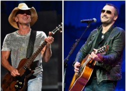 Kenny Chesney, Eric Church Among Billbord Touring Awards Nominees