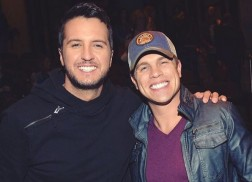 Dustin Lynch Discusses Writing with Luke Bryan, Chris Young