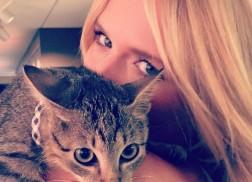 Miranda Lambert's Cat Is Not What She Expected