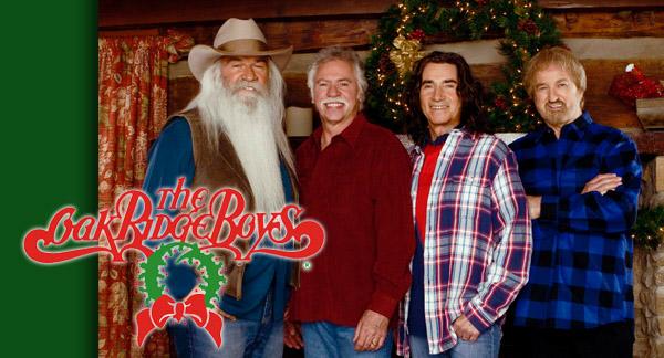 The Oak Ridge Boys Announces 2015 'Christmas Night Out Tour ...