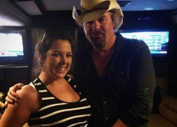 Toby Keith Is A Grandpa Once Again – Krystal Keith Welcomes Baby Girl!